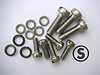 Carb. Body Screw Kit